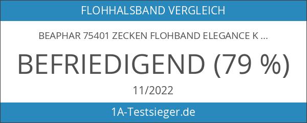 Beaphar 75401 Zecken Flohband Elegance Katze