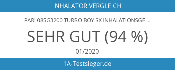 Pari 085G3200 Turbo Boy SX Inhalationsgerät