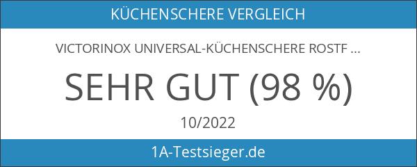 Victorinox Universal-Küchenschere Rostfrei schwarz 19 cm