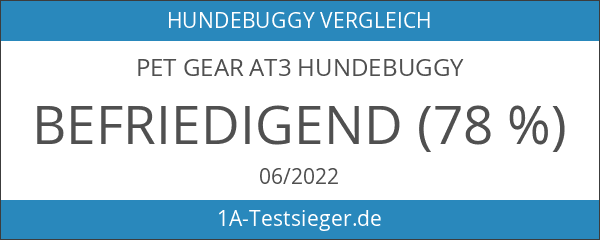 Pet Gear AT3 Hundebuggy