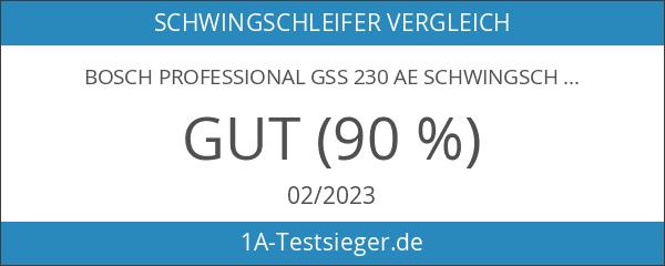 Bosch Professional GSS 230 AE Schwingschleifer