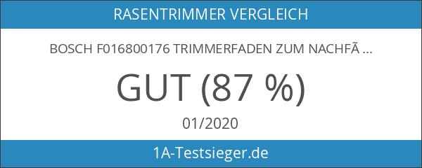"""Bosch F016800176 Trimmerfaden zum Nachfüllen """"Pro-Tap""""-Faden 24 m ART 23"""