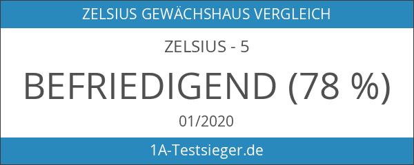 Zelsius Gewachshaus Test Vergleich 1a Testsieger De