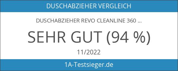 Duschabzieher Revo Cleanline 360