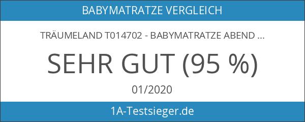 Träumeland T014702 - Babymatratze Abendrot 70 x 140 cm