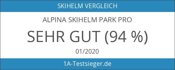 ALPINA Skihelm Park Pro