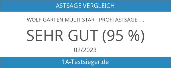 WOLF-Garten multi-star - Profi Astsäge - Power Cut SAW PRO