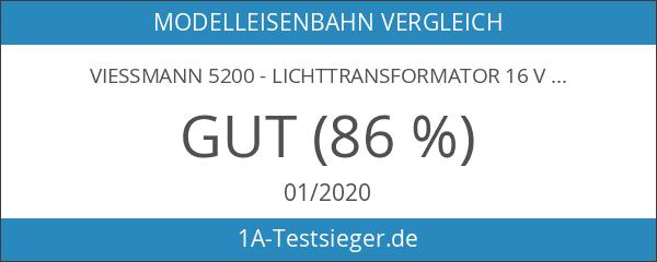 Viessmann 5200 - Lichttransformator 16 V