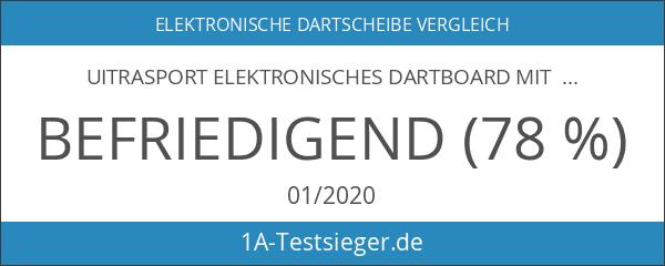 UItrasport elektronisches Dartboard mit Türen
