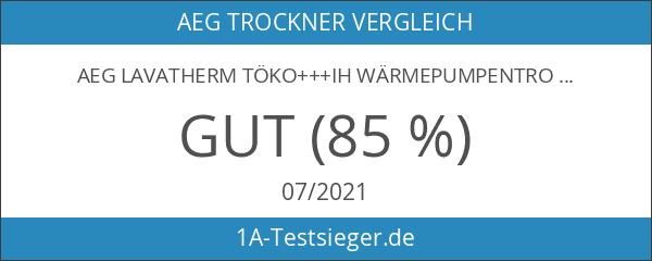 AEG Lavatherm TÖKO+++IH Wärmepumpentrockner