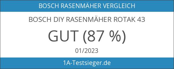 Bosch DIY Rasenmäher Rotak 43