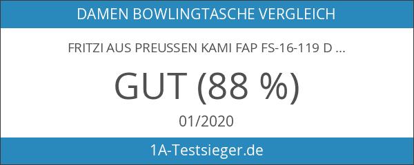 Fritzi aus Preussen Kami FaP FS-16-119 Damen Bowlingtaschen 35x10x46 cm