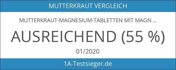 Mutterkraut-Magnesium-Tabletten mit Magnesium