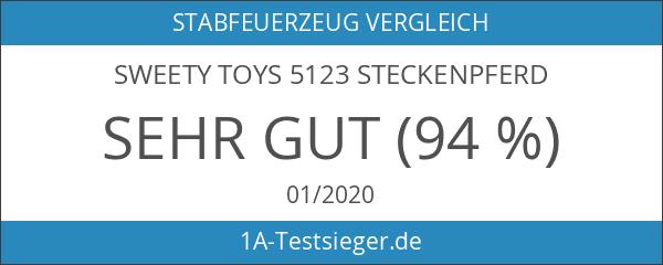 Sweety Toys 5123 Steckenpferd