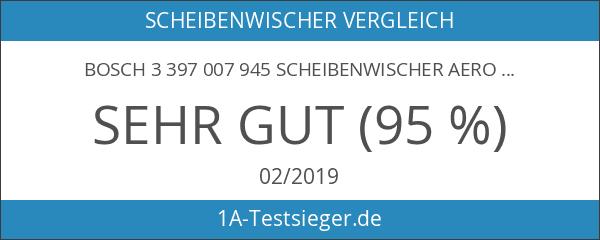 Bosch 3 397 007 945 Scheibenwischer Aerotwin A945S