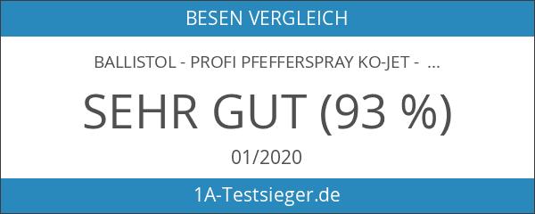 BALLISTOL - Profi Pfefferspray KO-Jet - Inhalt: 100 ml -
