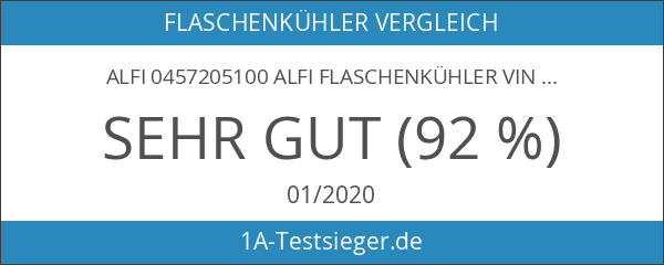 alfi 0457205100 alfi Flaschenkühler Vino