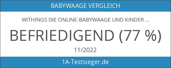 Withings Die Online-Babywaage und Kinderwaage