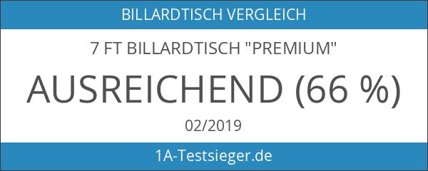"7 ft Billardtisch ""Premium"""