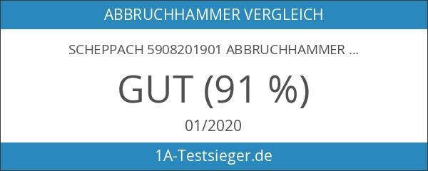 Scheppach 5908201901 Abbruchhammer