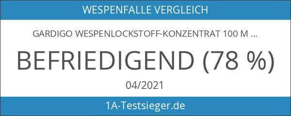 Gardigo Wespenlockstoff-Konzentrat 100 ml 3er Set