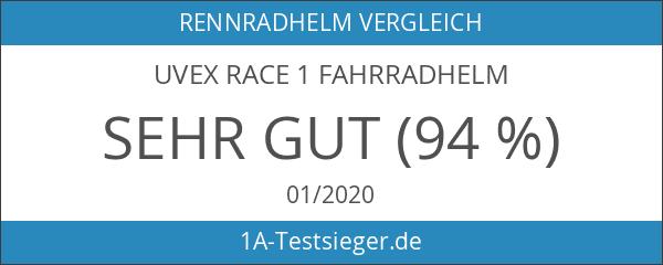 Uvex race 1 Fahrradhelm