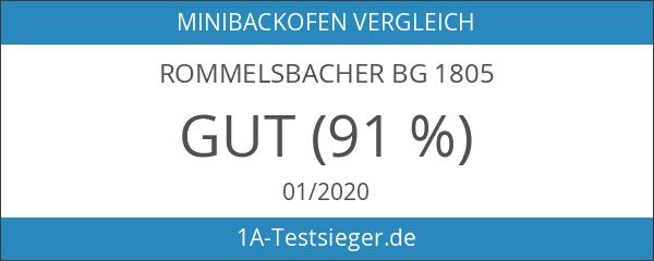 Rommelsbacher BG 1805