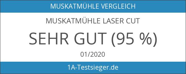 Muskatmühle Laser Cut