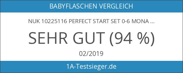 NUK 10225116 PerfectStart Set 0-6 Monate