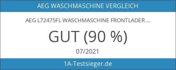 AEG L72475FL Waschmaschine Frontlader