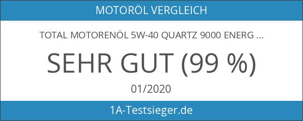 Total 5W-40 Quartz 9000 Energy - 5 Liter 5W40