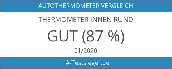 Thermometer innen rund
