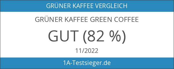 GRÜNER KAFFEE GREEN COFFEE