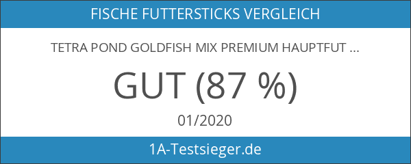 Tetra Pond Goldfish Mix Premium Hauptfutter
