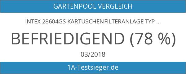 Intex 28604GS Kartuschenfilteranlage Typ ECO 2270GS