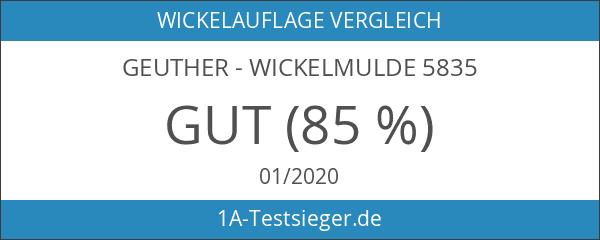 Geuther - Wickelmulde 5835