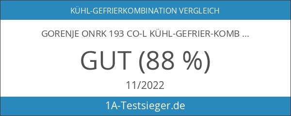 Gorenje ONRK 193 CO-L Kühl-Gefrier-Kombination