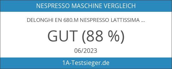 DeLonghi EN 680.M Nespresso Lattissima