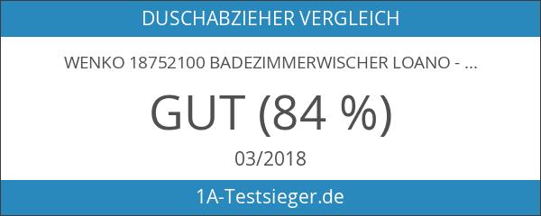 Wenko 18752100 Badezimmerwischer Loano - streifenfrei