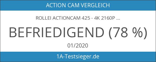 Rollei Actioncam 425 - 4k 2160p