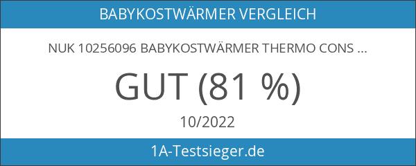 NUK 10256096 Babykostwärmer Thermo Constant mit automatischer Warmhaltefunktion