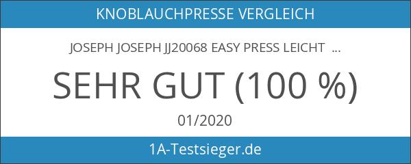 Joseph Joseph JJ20068 Easy Press Leicht zu reinigende Knoblauchpresse