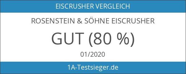 Rosenstein & Söhne Eiscrusher