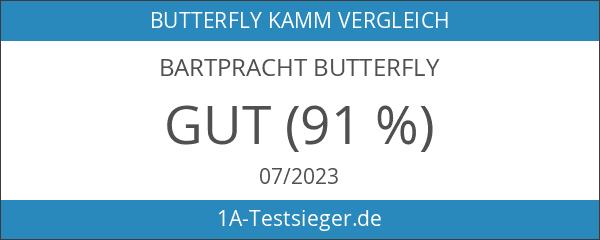 Bartpracht Butterfly