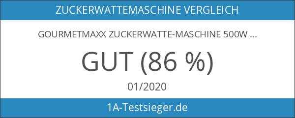 GOURMETmaxx Zuckerwatte-Maschine 500W