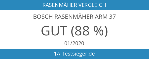 Bosch Rasenmäher ARM 37