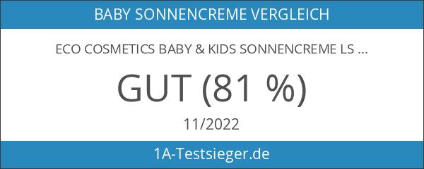 eco cosmetics Baby & Kids Sonnencreme LSF45 50ml