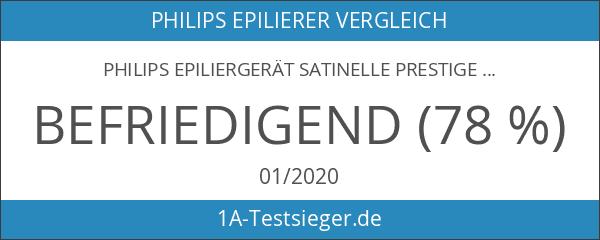 Philips Epiliergerät Satinelle Prestige BRE610