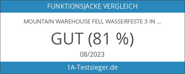 Mountain Warehouse Fell Wasserfeste 3 in 1 Herren Winterjacke