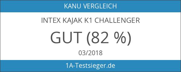 Intex Kajak K1 Challenger